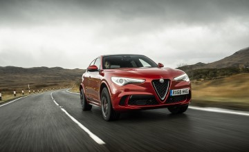 Alfa unleashes the ultimate SUV