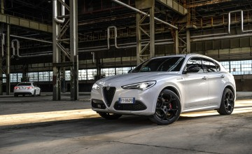 Stelvio gets a style makeover