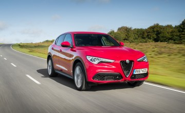 First Alfa Romeo SUV on horizon