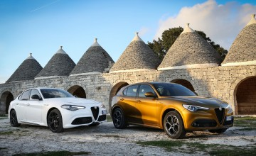 Alfa updates Stelvio and Giulia