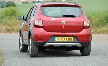 Dacia Sandero Stepway Ambience 1.5