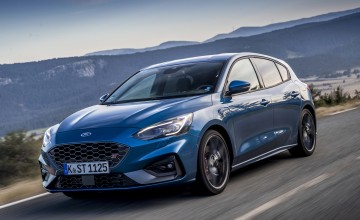 Ford announces hot new Focus ST