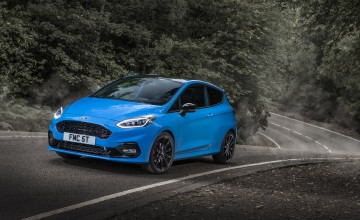 Special Fiesta ST released by Ford