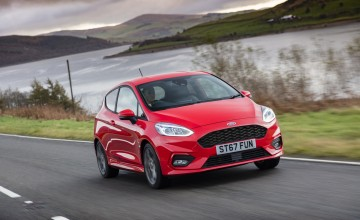 Ford Fiesta ST-Line X 3dr 140ps