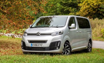 Citroen SpaceTourer does the business