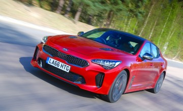 Kia announces Stinger prices