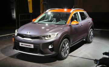 Kia reveals new Stonic SUV
