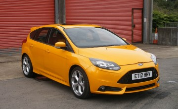 Ford puts the ST in style