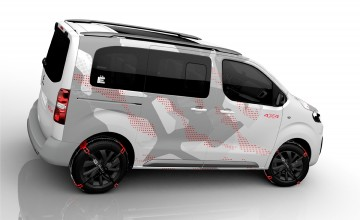 Citroen to show SpaceTourer 4X4 concept