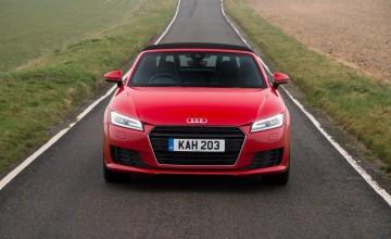 Audi roadster a class act