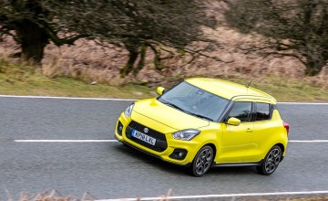 Suzuki Swift Sport is incredible value