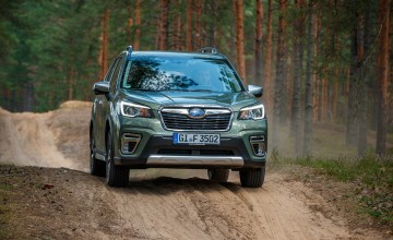 New Subaru chasing bigger sales