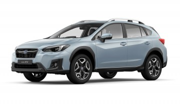 Subaru revamps the X-factor