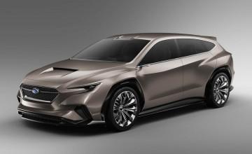 Subaru drops hint of future looks