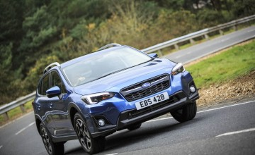 Subaru engineers a better off-roader