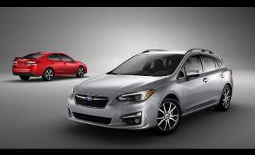 Subaru Impreza new for 2017