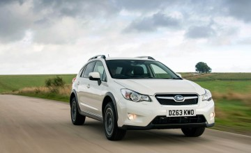 Subaru revamps XV crossover line-up