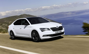 Skoda Superb SE L Executive