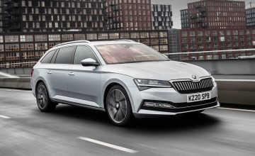 Skoda Superb 2.0 TDI SE L Hatch