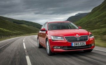 Big, bigger, biggest Skoda is Superb