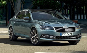 Skoda keeps Superb superb