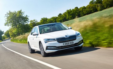 Skoda Superb iV Sportline Plus