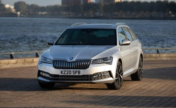 Skoda Superb Estate iV Sportline Plus