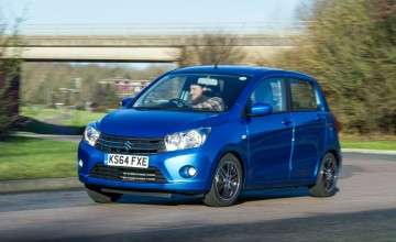 Suzuki's big plans for little Celerio