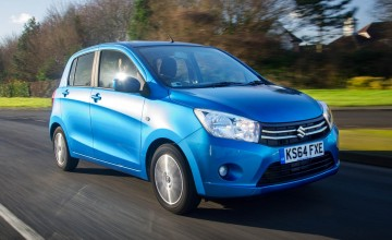 Suzuki Celerio - Used Car Review