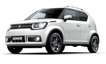 Suzuki brings back Ignis