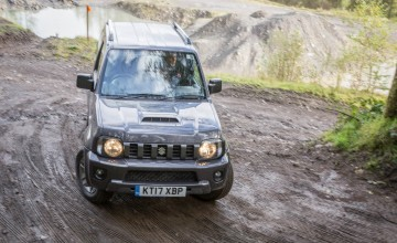 Tiny Jimny punches above its weight