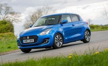 Suzuki Swift 1.0 ZS5 Boosterjet SHVS