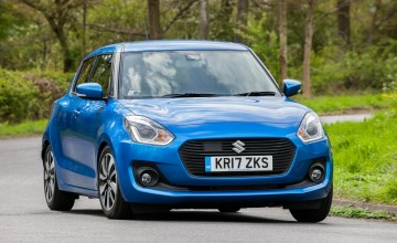 Suzuki Swift outguns big hitters