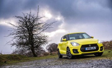 How Suzuki Swift Sport has grown up
