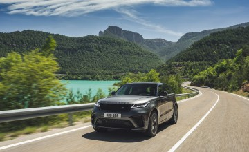 Range Rover Velar joins SVO club