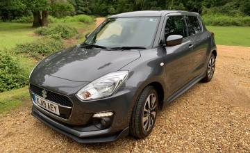 Suzuki Swift gains Attitude