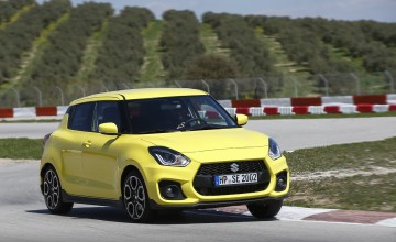 Suzuki Swift Sport a healthy hatch
