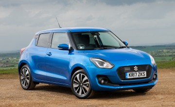 Suzuki reveals new Swift prices