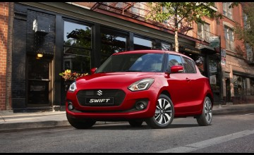 Suzuki moves Swift upmarket