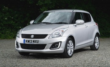 Suzuki Swift - Used Car Review