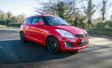 Suzuki Swift selling swiftly