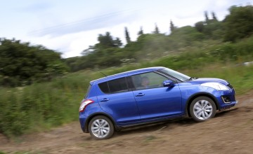 Suzuki Swift a super supermini