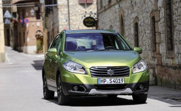 Suzuki reveals S-Cross prices