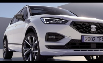 Sporty trim for SEAT Tarraco range toppers