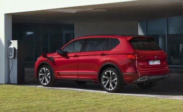 Plug-in choice for SEAT Tarraco