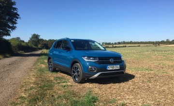 Diesel choice for VW T-Cross