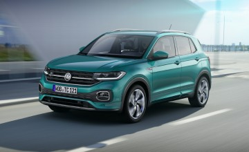 Global debut for Volkswagen T-Cross