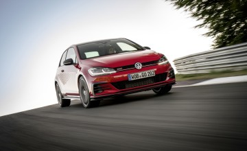 Hot Golf gets even hotter with GTI TCR