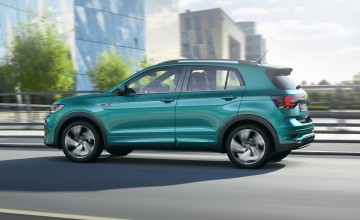 VW thinks small with new T-Cross SUV
