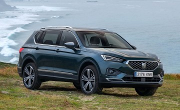 New SEAT Tarraco SUV unveiled